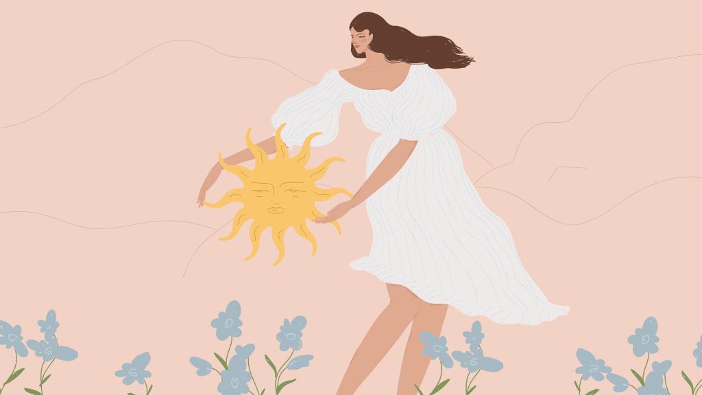 Oroscopo lunare mensile di Yspot per il mese di agosto: come si associano ciclo, rapporti sessuali, amore e masturbazione alla luna